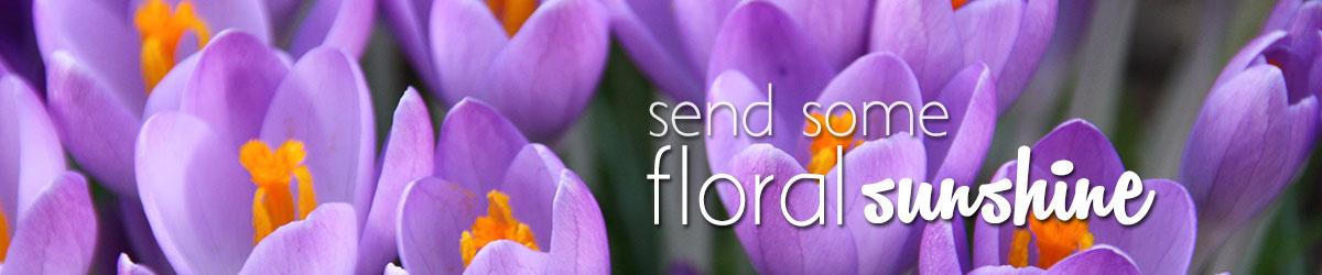 Floral Sunshine from FlowerWorks II