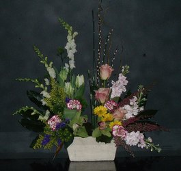 Garden style from Flower Works II, your Medford area florist