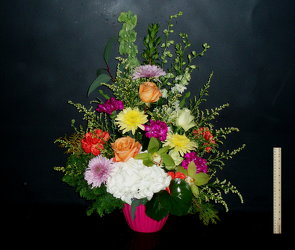 Mixed Arrangement 02 from Flower Works II, your Medford area florist