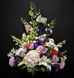 Spring mix from Flower Works II, your Medford area florist