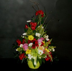 Masculine Mix from Flower Works II, your Medford area florist