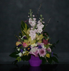 Spring has sprung from Flower Works II, your Medford area florist